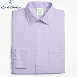 Brooks Brothers - 'Milano' Slim-Fit Dress Shirt